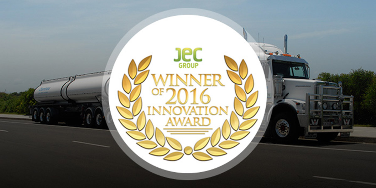 JEC Innovation Award Winner 2016