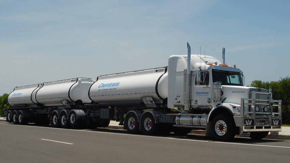Chemical Road Tanker