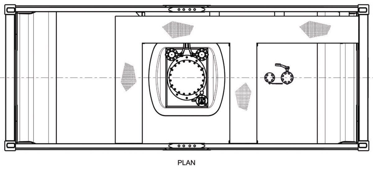 Omnitainer T8, T9, T10 – 22,500 L