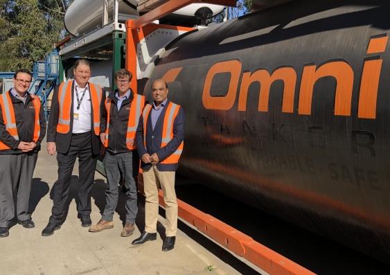 Omni Tanker University NSW